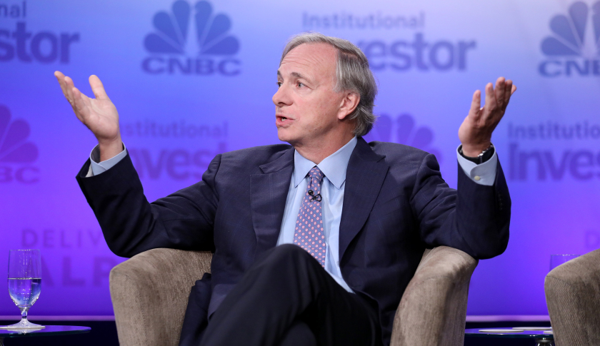 Ray Dalio made it to Sentifi Top Attentions thanks to his comment on interest rates.